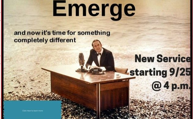 emerge for web part deux